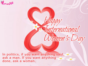 Images 8 march women s day 07 in Women's day quotes text