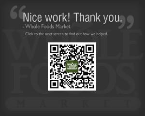Whole Foods Market – Mobile App Development | ASTRALCOM – Website ...