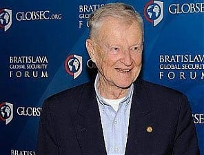Zbigniew Brzezinski: Europe's main problem is that today's ...
