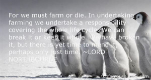 Top Quotes About Farm Life