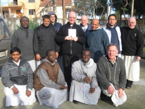 The Community of the Brothers Contemplative in Bushat
