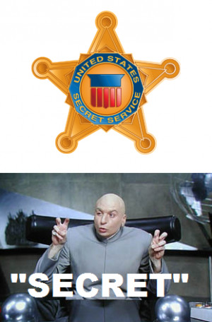 Dr. Evil Air Quotes -The
