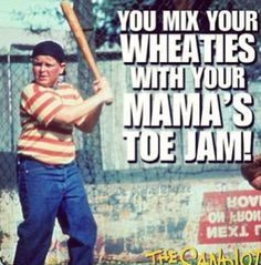 sandlot more movie actor t v people movie book quotes sandlot quotes ...