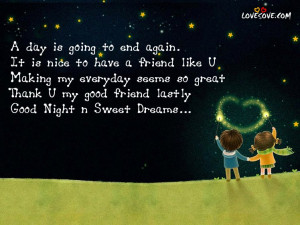 Good Night Card 22