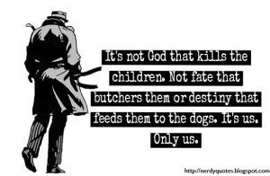Watchmen Comics Quotes