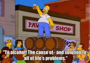 Best Simpson Quote. Such wisdom... not to get