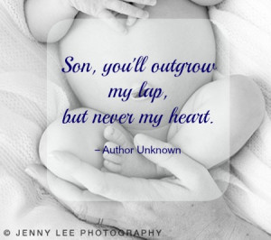 The Best Mother and Son Quotes