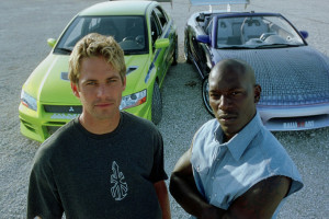... rest in peace Paul Walker tyrese 2 Fast 2 Furious fnf brian o'connor