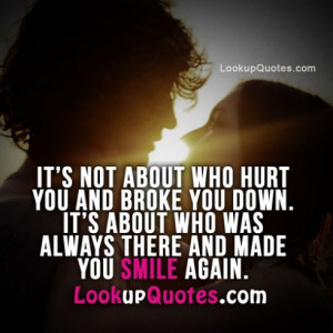 Being Hurt Someone You Love...
