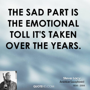 Sad Emotional Quotes