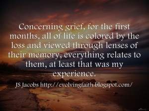 Famous Christian Quotes On Grief