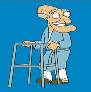Mike Henry Herbert Family Guy Courtesy