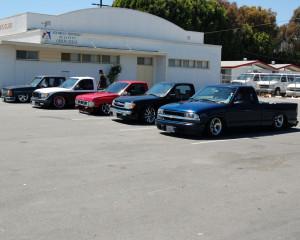mini trucks, custom mini trucks