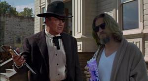 John Wayne och Jeff Bridges, the Duke och the Dude — båda numera ...