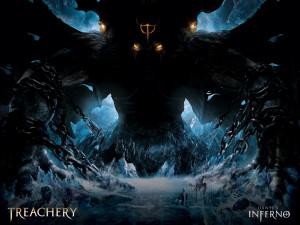 Thread: Treachery - Dante's Inferno Wallpaper : Treachery Wallpaper