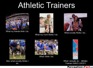 Athletic Trainer Memes