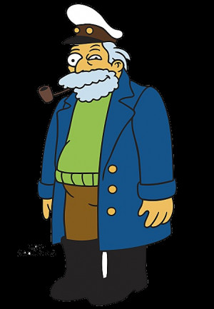Simpson's Sea Captain [Request] [Click To Like]