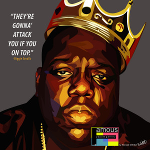 biggie smalls quote £ 14 00 biggie smalls quote they gonna attack you ...