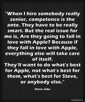 the article – 12 Best Steve Jobs Quotes on Life Work Innovation ...