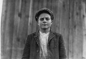 Lewis Wickes Hine Power