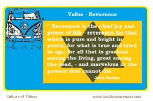 Reverence quote #3