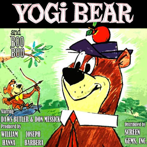 July Titles Yogi Bear