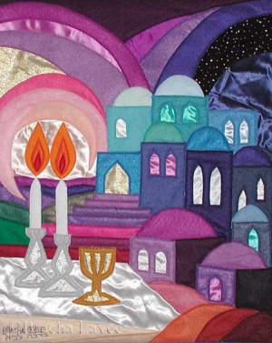 shabbat candles shabbat shalom jpg
