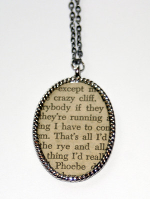 Catcher In The Rye Phony Quotes The catcher in the rye,