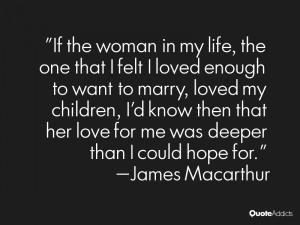 James Macarthur
