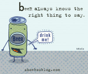 Beer Quotes And Jokes: Funny Beer Quotes And The Picture Of The Beers ...