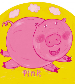 ... Songs & Nursery Rhymes > Colour Songs > Pink Song - Pink Pigs Can Fly