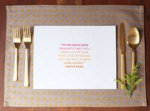 Oh Joy   Roald Dahl quotes