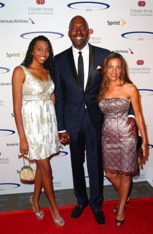 John Salley And Natasha Sir...
