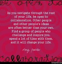 Collaboration and Competition