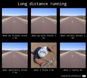 cross country running distance running hogan running tnaQuotes, Funny ...