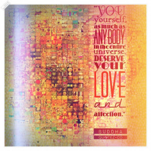 Love and affection quote