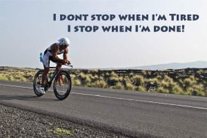 Motivational Posters - Triathlon