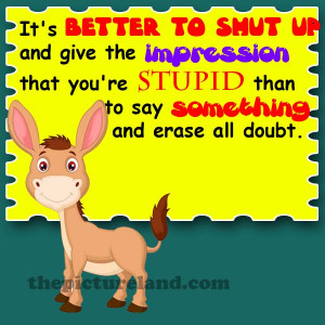 Best Way To Behave In Public Sayings Pictures Of Cute Donkey