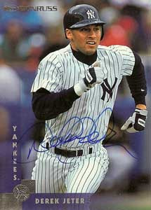... Almanac's effort to keep Derek Jeter's baseball memories preserved