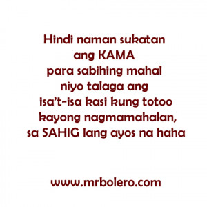 Tagalog Love Quotes 2014 – Best Online Collections