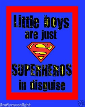 Superhero Quotes For Kids