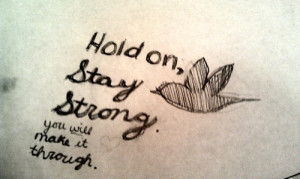 stay strong quotes on Tumblr
