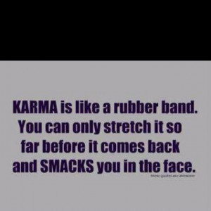 quite a few ***** I'm waiting for Karma to smack around!