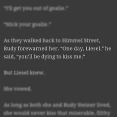 Quotes From The Book Thief