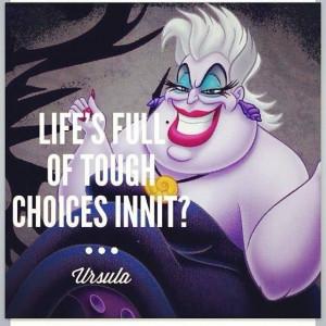 ... Quotes, Quote Life, Disney Pixar, Disney Secrects, Quotes Life, Ursula