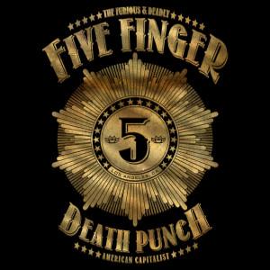 Five Finger Death Punch Skull