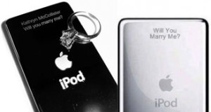 ... simply engraved with our wedding date -. cool ipad engraving ideas