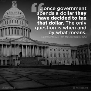 ... to the federal government. For the rest of us, it's a tax increase