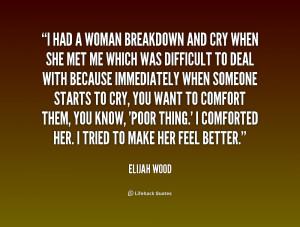 break down quotes