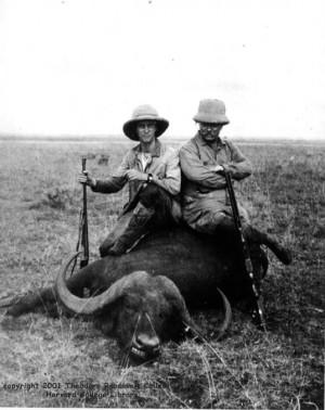 Teddy Roosevelt, A Badass President